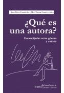 ¿Qué es una autora?