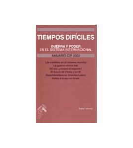 Anuario CIP 2003