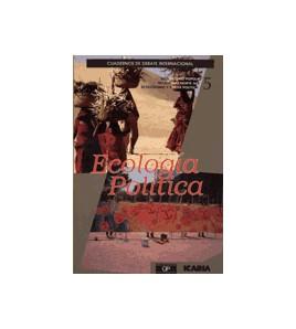 Ecología Política 05. Cuadernos de debate internacional