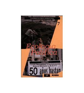 Ecología Política 07. Cuadernos de debate internacional