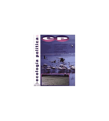 Ecología Política 15. Cuadernos de debate internacional