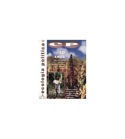 Ecología Política 20. Cuadernos de debate internacional