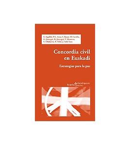 Concordia civil en Euskadi
