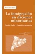 La inmigración en naciones minoritarias