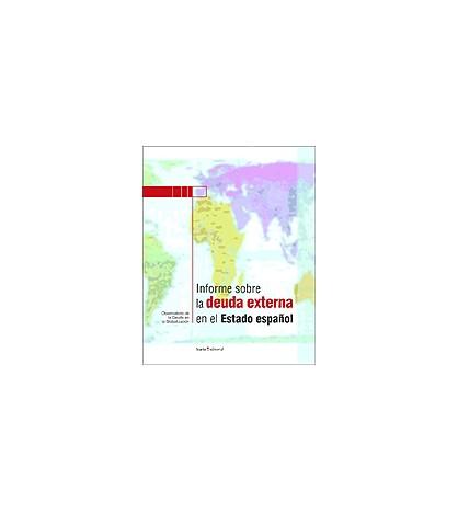 Informe sobre la deuda externa en el Estado español