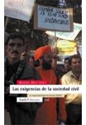 Las exigencias de la sociedad civil