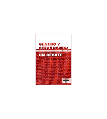 Género y ciudadanía: un debate
