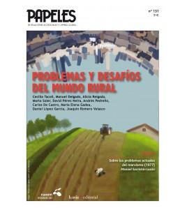 PAPELES de Relaciones Ecosociales y Cambio Global 131
