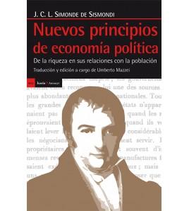 Nuevos principios de economía politica