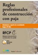 Reglas profesionales de construcción con paja