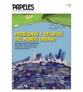PAPELES de relaciones ecosociales y cambio global 130