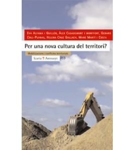 Per una nova cultura del territori?