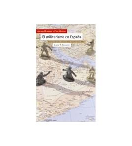 El militarismo en España