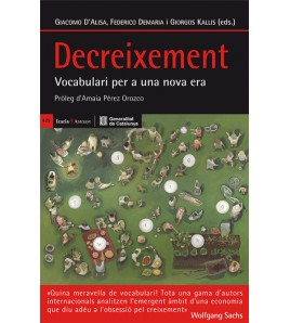 Decreixement. Vocabulari per a una nova era