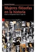Mujeres filósofas en la historia. Desde la Antigüedad al siglo XXI