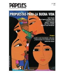PAPELES de Relaciones Ecosociales y Cambio Global 128