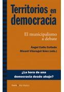 Territorios en democracia. El municipalismo a debate