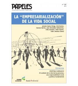 PAPELES de relaciones ecosociales y cambio global 127
