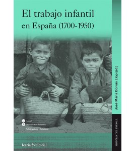 El trabajo infantil en España