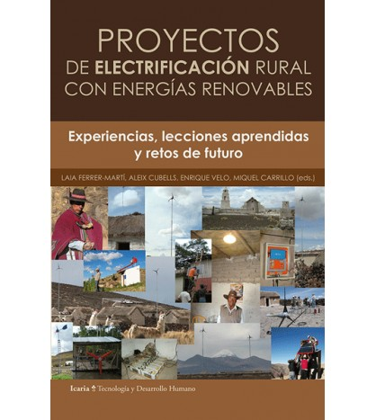 Proyectos de electrificación rural con energías renovables