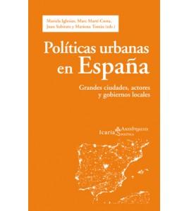 Políticas urbanas en España