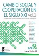 Cambio social y cooperación en el s.XXI. Volumen 2