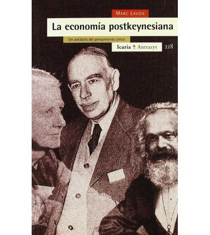 La economía postkeynesiana.